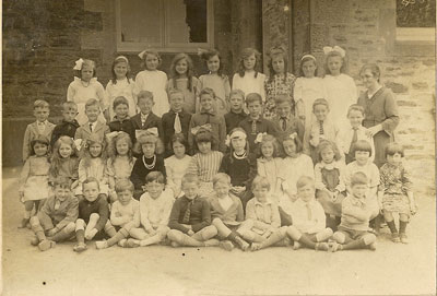 St.Mary's Pupils circa-1930