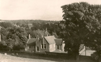 St.Mary's School circa-1950