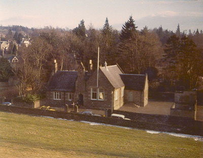 St.Mary's School in 1978