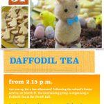 daffodil-tea