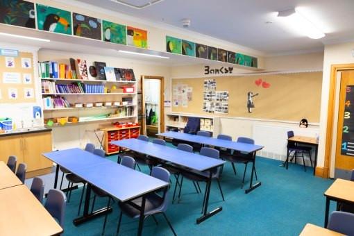 Classroom 2 (P4/5)